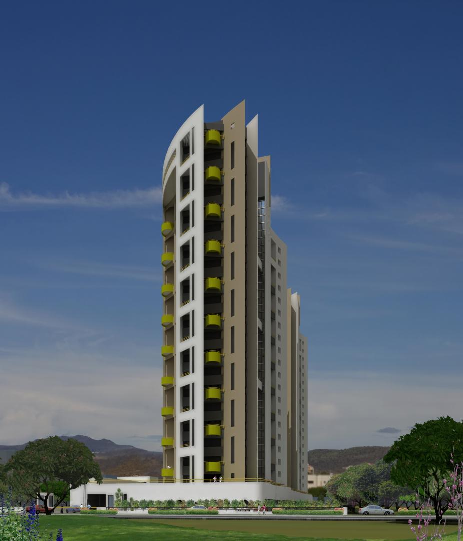 Pinewood Park Apartments: Tao Architecture